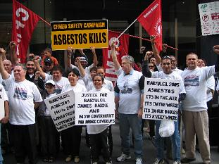 Asbestos at Baryulgil
