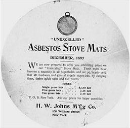Asbestos Inside