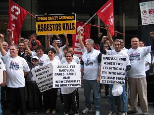 Asbestos at Baryulgil