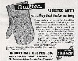 Asbestos at Homes